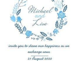 YoussefTl tarafından Wedding Invitation için no 2