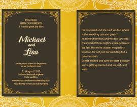 safiislam136 tarafından Wedding Invitation için no 17