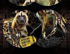 #38 для Graphic Design for Endangered Species - African Wild Dogs от tmaclabi