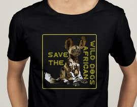 mdyounus19 tarafından Graphic Design for Endangered Species - African Wild Dogs için no 58