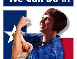 "reygarcialugo tarafından ""Rosie the Riveter""-Inspired Campaign Poster için no 5"