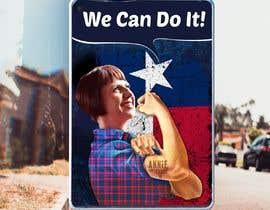 "hossaingpix tarafından ""Rosie the Riveter""-Inspired Campaign Poster için no 44"