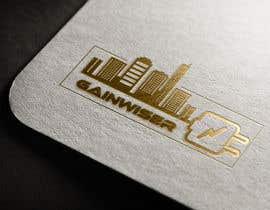 tonoydcruze tarafından logo and business cards ( Gainwiser) için no 26