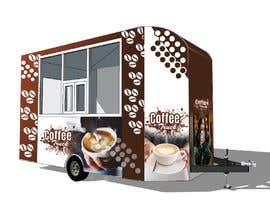 #62 cho Coffee Truck Graphics bởi Mhasan626297