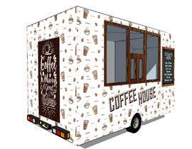 #55 cho Coffee Truck Graphics bởi sanshii