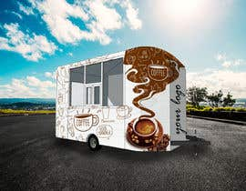 #38 cho Coffee Truck Graphics bởi Aabuemara