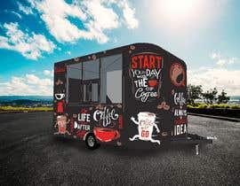 #39 cho Coffee Truck Graphics bởi Aabuemara