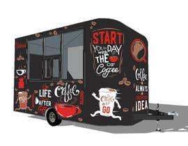 #40 cho Coffee Truck Graphics bởi Aabuemara