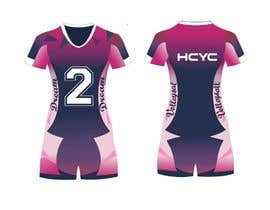 #3 для Design a Sport Volleyball Jersey от wakil124