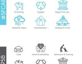 #16 untuk Design a set of 'on brand' icons for resources section of website oleh asiflatif96