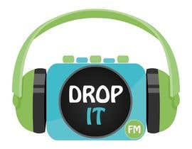 #7 untuk Design eines Logos for Dropit.fm oleh mamammanimation