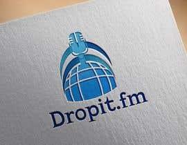 #4 untuk Design eines Logos for Dropit.fm oleh satpalsood