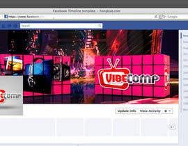 akram1293 tarafından Design a Wallpaper for VibeComp Facebook page için no 18