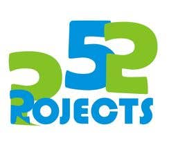 #83 para Logo Design for 52Projects por maniac6n3
