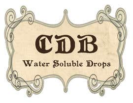 "#2 cho Label design for ""CBD water soluble drops"" This product will go next to cocktail bitters such as Angostura    www.harborhempcompany.com                           I am Looking for old school style with picture of old Italian guy ""Nino"" bởi gianfausto"