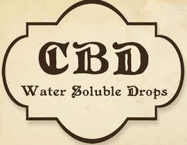 "#3 cho Label design for ""CBD water soluble drops"" This product will go next to cocktail bitters such as Angostura    www.harborhempcompany.com                           I am Looking for old school style with picture of old Italian guy ""Nino"" bởi gianfausto"