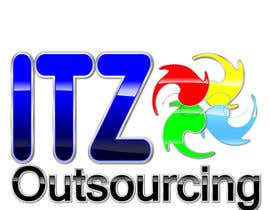 nº 26 pour Logo Design for ITZ Total Solutions and ITZ Outsourcing Firm par rogeriolmarcos