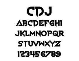 #127 cho Make a set on fonts bởi shaninuralam
