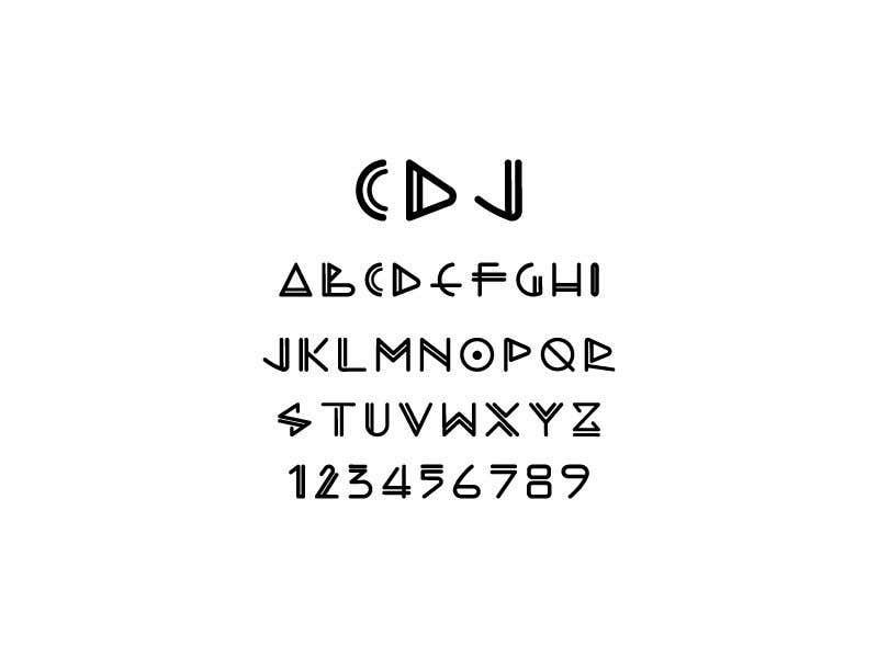 Bài tham dự cuộc thi #232 cho Make a set on fonts