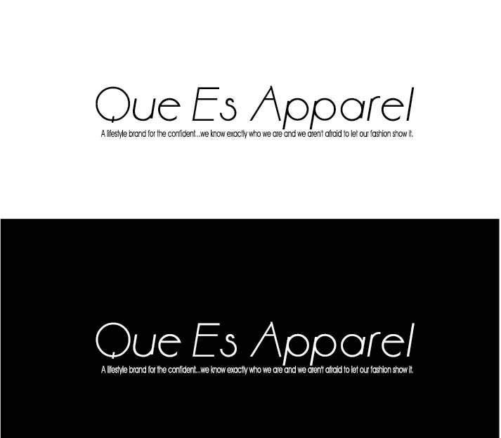 Penyertaan Peraduan #1 untuk Logo Design for Lifestyle Apparel Brand