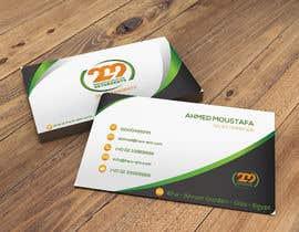Nro 76 kilpailuun Business Card & Letter Head Design käyttäjältä sujitguho42