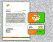 Business Card & Letter Head Design için Graphic Design43 No.lu Yarışma Girdisi