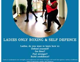 #28 cho Design a LADIES ONLY BOXING poster - A4 size bởi DEVANGEL1