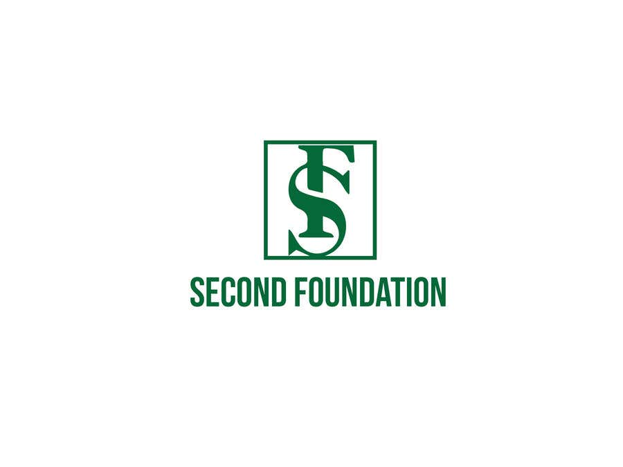Contest Entry #18 for Logo: Company name: Second Foundation,  You can use full text as SECOND FOUNDATION or SF or S&F