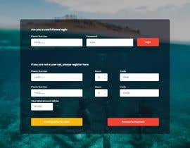 #10 for CSS styling for a webpage register and login page by shehrozafzal98