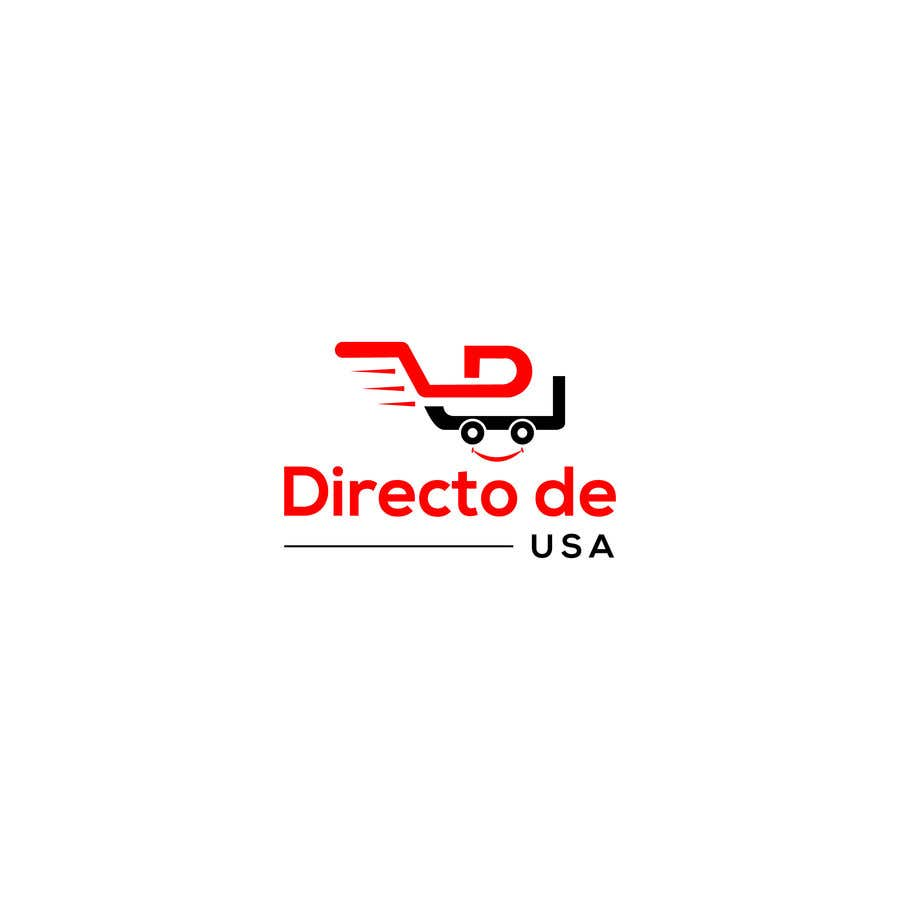 Конкурсная заявка №12 для Logo for website focused on importing and shipping products from USA to MX