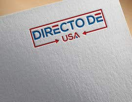 #88 для Logo for website focused on importing and shipping products from USA to MX от DesignInverter