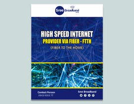 #60 cho flyer Design for Sree Broadband - Internet Service Provider bởi Kalluto