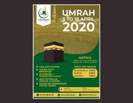 #53 pentru new Flyer for Umrah 2020 de către yusufpradi
