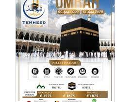 #55 pentru new Flyer for Umrah 2020 de către Reffas