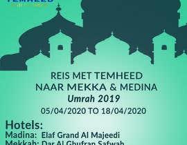 #50 pentru new Flyer for Umrah 2020 de către rakib5004