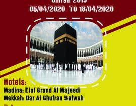 #52 pentru new Flyer for Umrah 2020 de către rakib5004