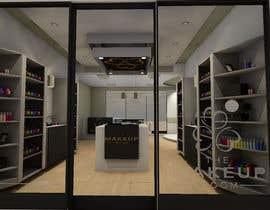#7 para Interior Design of a retail Space por malipz