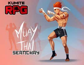 nº 56 pour Illustrations for Kumite RPG book. par sensusgin