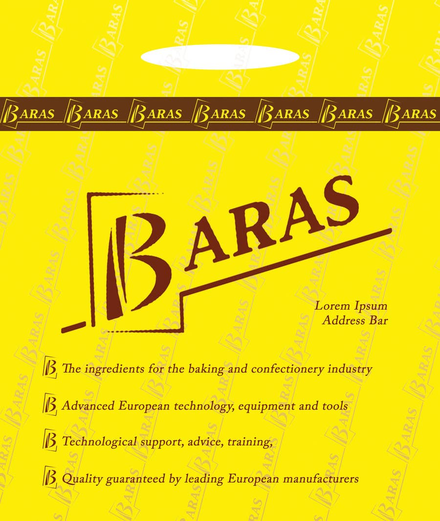 Contest Entry #                                        12                                      for                                         Packaging Design for Baras company