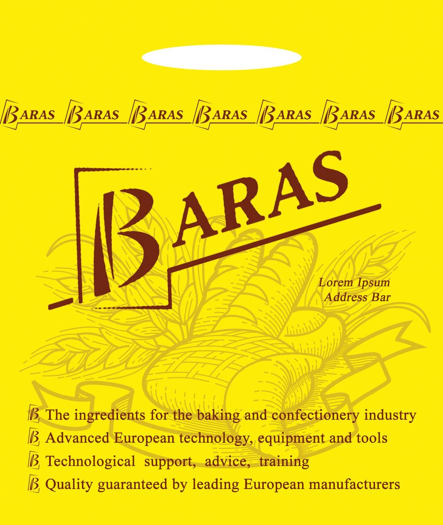 Contest Entry #                                        23                                      for                                         Packaging Design for Baras company