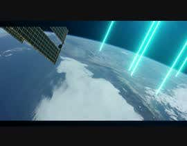 #19 pentru Cinema  --------- Add many tiny little blue explosions   ------  NASA footage  ---- Add VFX to this shot de către suechi