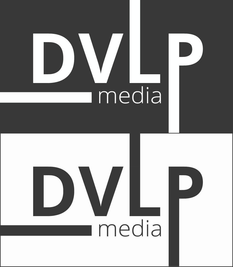 Kilpailutyö #11 kilpailussa Logo Design for DVLP Media (read description please)