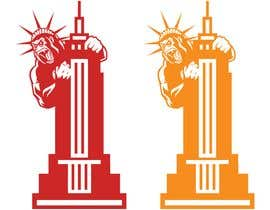 #18 для Vector: King Kong on Empire State Building with additional details от poraglogo