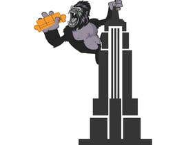 #31 для Vector: King Kong on Empire State Building with additional details от poraglogo