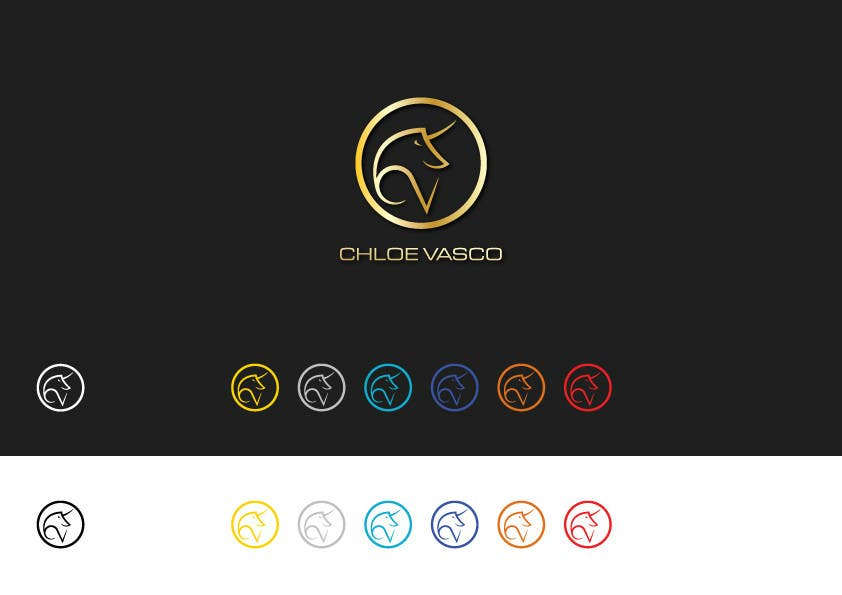 #180 for Logo Design for Chloe Vasco by ivegotlost