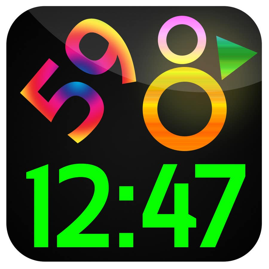 Penyertaan Peraduan #7 untuk Icon Design for Our iPhone app