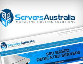 #75 for Logo Design for Servers Australia by tarakbr