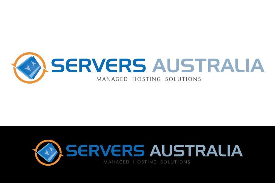 Konkurrenceindlæg #153 for Logo Design for Servers Australia