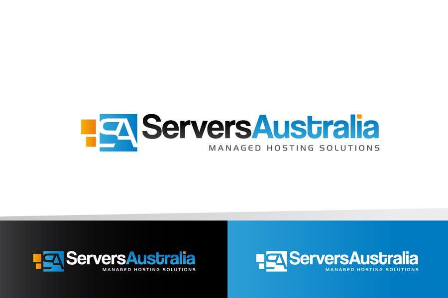 Konkurrenceindlæg #50 for Logo Design for Servers Australia