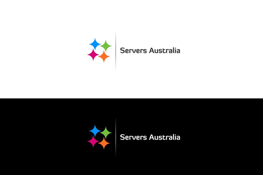Konkurrenceindlæg #88 for Logo Design for Servers Australia